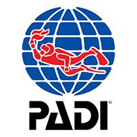 PADIのロゴ